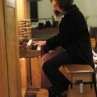 Dipl.Ing. Elisabeth Führer leitet den Kirchenchor und ist für die Kantoren und Liedplanung zuständig