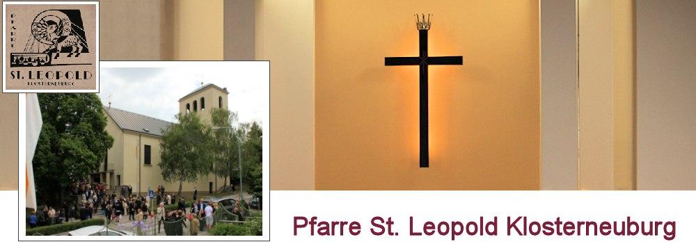 Pfarre St. Leopold Klosterneuburg